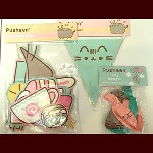 Pusheen Party Supplies